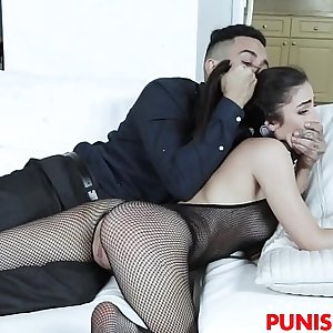 Pretty Sweety Jasmine Vega Gets Disciplined