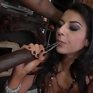 Anal Interracial Cheating Lil' French Wife