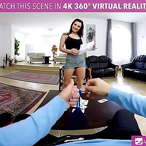 VRBangers.com Lucia Denvile Get Penetrated In The Back By A Big Cock